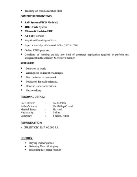 Navision accounting resume — AFFLUENTDEVELOPING CF